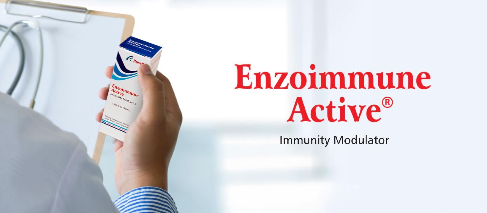 Enzoimmune Active Immunity Modulator